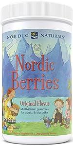 nordicnaturals, berries, nordicberries, multivitamin
