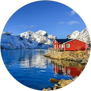 Nordic Scenic Photo