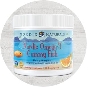 Omega3 Gummy Fish