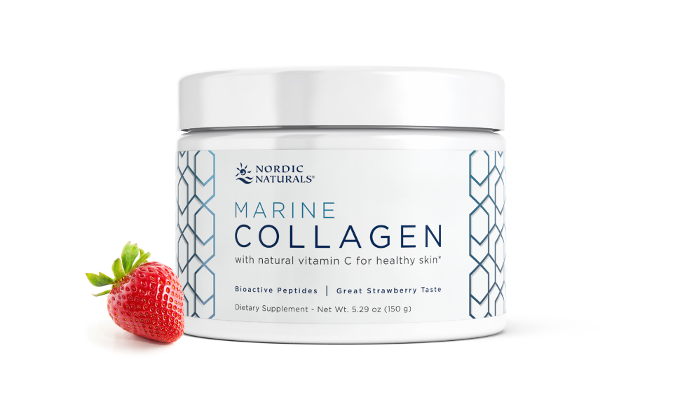 Nordic Naturals Marine Collagen Powder