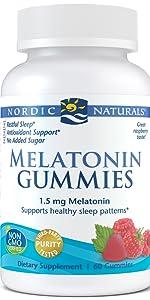 melatoningummies, sleep, melatonin, gummies, gummy, nordicnaturals