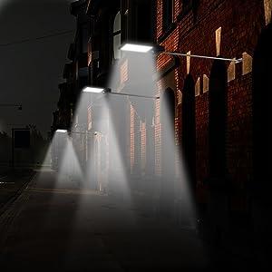 Creative Design 36 Led Outdoor Solar Motion Sensor Light