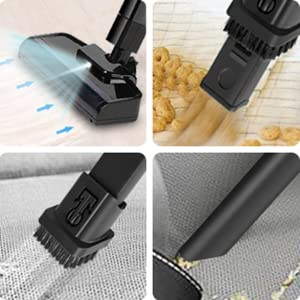 cordless vacuum cleaner rechargeable