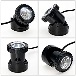 Image 25w 200ma Submersible Underwatar 4 Led Multiple