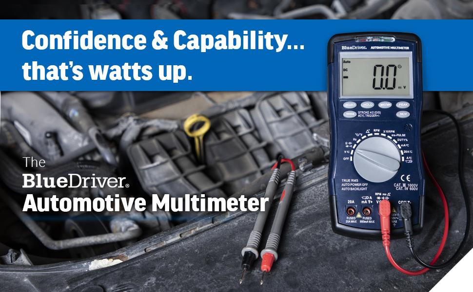 multitester BlueDriver