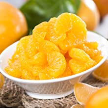 mangarine oranges