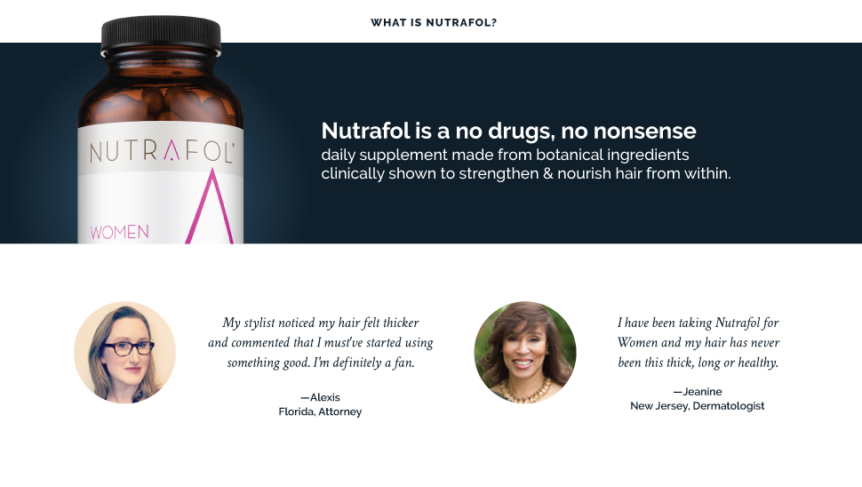 Amazon nutrafol women advanced thinning hair hair loss nutrafol provides an effective long term solution for those ready to commit to improving their hair health our botanical ingredients are clinically tested urmus Choice Image