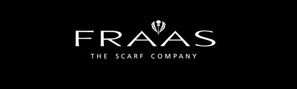 Fraas The Scarf Company Logo black thistle