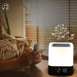 mp3 player alarm clocks speaker