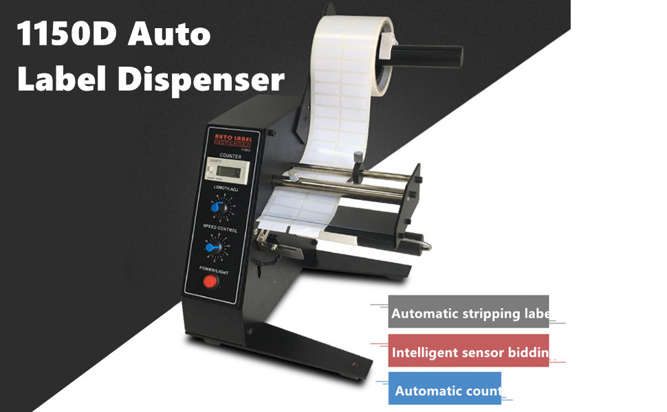 This Automatic Auto Label Dispenser is characterized as