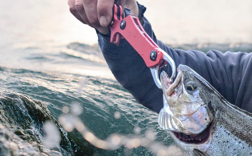 Booms Fishing G09 Aluminum Fish Grip