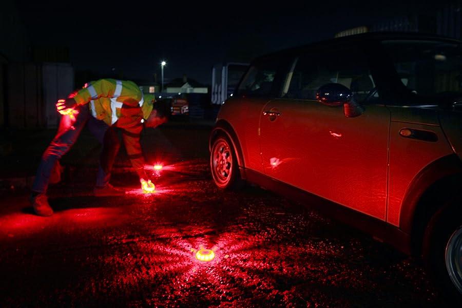 Amazon Com Set Of 3 Nordstrand Led Flares Emergency