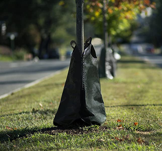 Kenley tree watering bag slow release root - Back to the roots water garden review ...