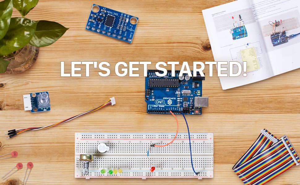 arduino uno r3 starter kit manual