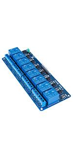 8 channel module