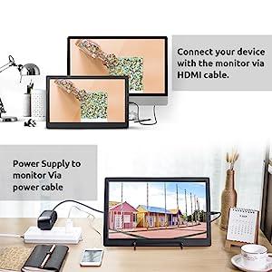 13.3 portable monitor
