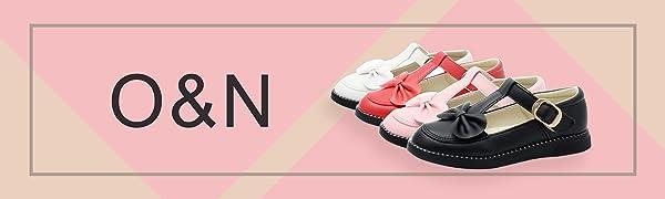 437298603db O N Girls Children Bowknot Ballet Flat Mary Janes Princess Bridesmaid  Wedding Party School Shoes