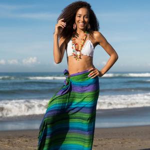 Amazon.com: Back From Bali - Bikini para mujer, diseño de ...