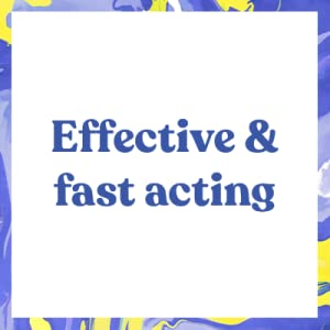effective and fast acting