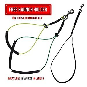 free haunch holder