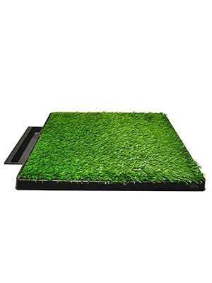 grass pee turf synthetic bathroom relief system downtown pet supply