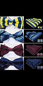 bow tie pocket square