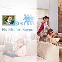 hu motion sensor frame