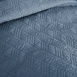 Roswell stitching craftsmanship details