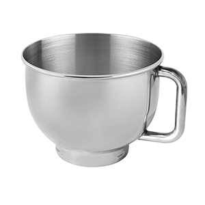 Replacement---5.5QT Stainless Handle bowl