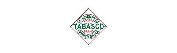 Tabasco McIlhenny Company Diamond Logo Brand Products Hot Pepper Sauce Avery Island Louisiana LA US