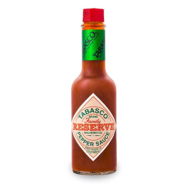 Amazon.com : TABASCO Family Reserve Pepper Sauce, 5 Ounce ...
