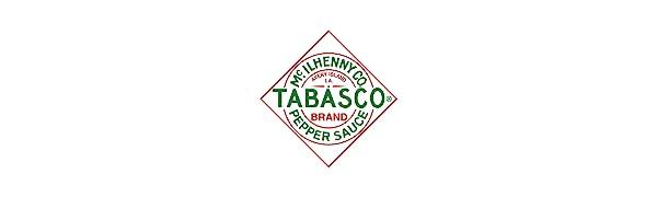 Tabasco Brand Pepper Sauce McIlhenny Company Hot Diamond Logo Avery Island USA America