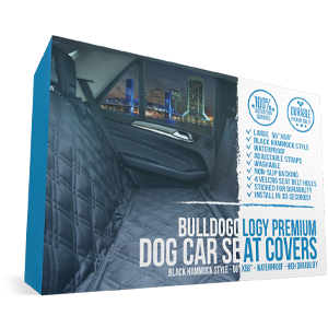 Premium Rear Seat Covers for Dogs