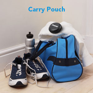 Earphones with microphone and case - earphones carrying case bag pouch