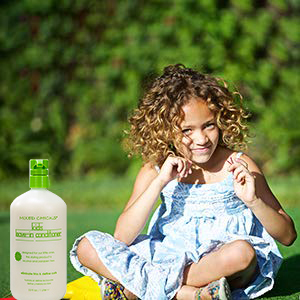 mixed chicks biracial mixed race african american black children natural curly hair care products