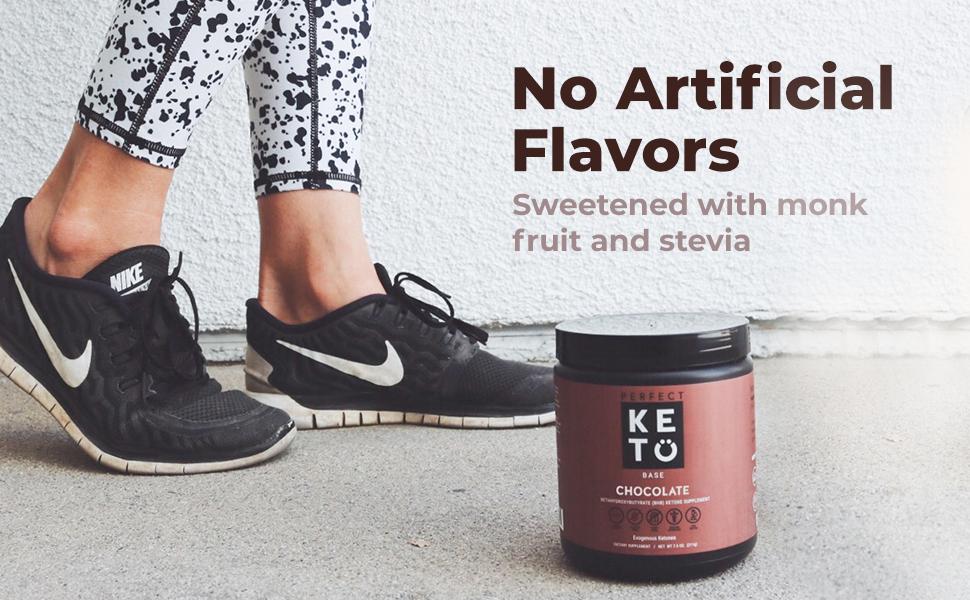 No Artificial Flavors