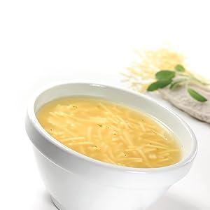 Chicken Noodle Soup, Protein Soup, ProtiDiet, Proti diet foods