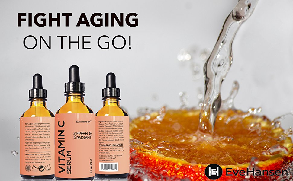 vitamin c serum face vit c serum supplement c serum with hyaluronic acid skin serum anti-aging serum