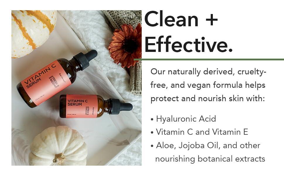 hyaluronic acid serum retinol serum vit c serum organic vitamin c
