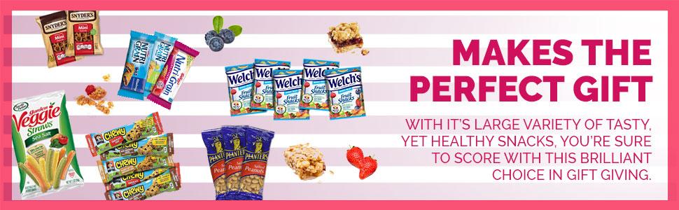 Healthy Snacks Variety Pack