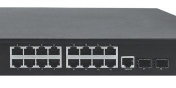 Rear-facing AV Switch Ports