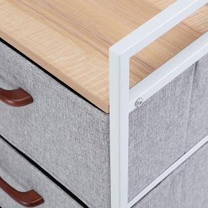 Amazon.com: Maidmax - Organizador de armario con 5 cajones y ...