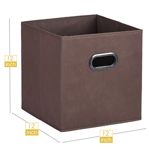 Perfect Size For Most Cube Organizers