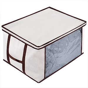 fabric storage bag foldable