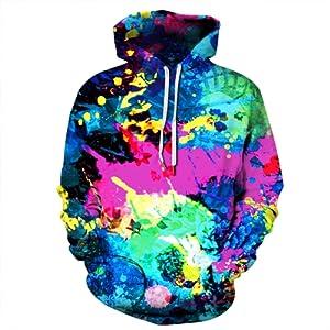 unisex sweatshirt men unisex 3d printed pullover women couple hoodie