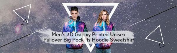 unisex 3d galaxy sweatshirt unisex galaxy pullover couple hoodies unisex sweatshirt women