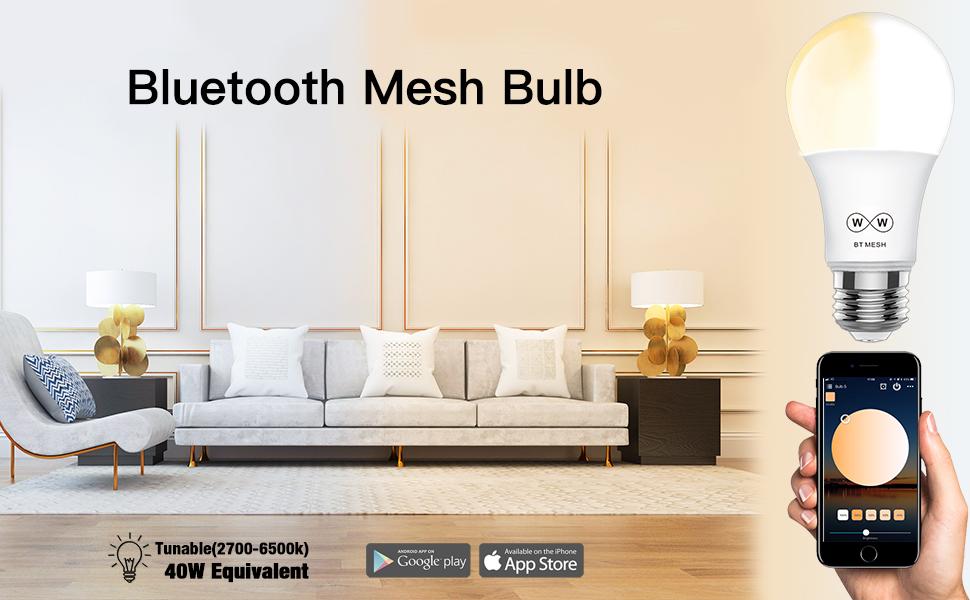 bluetooth bulb
