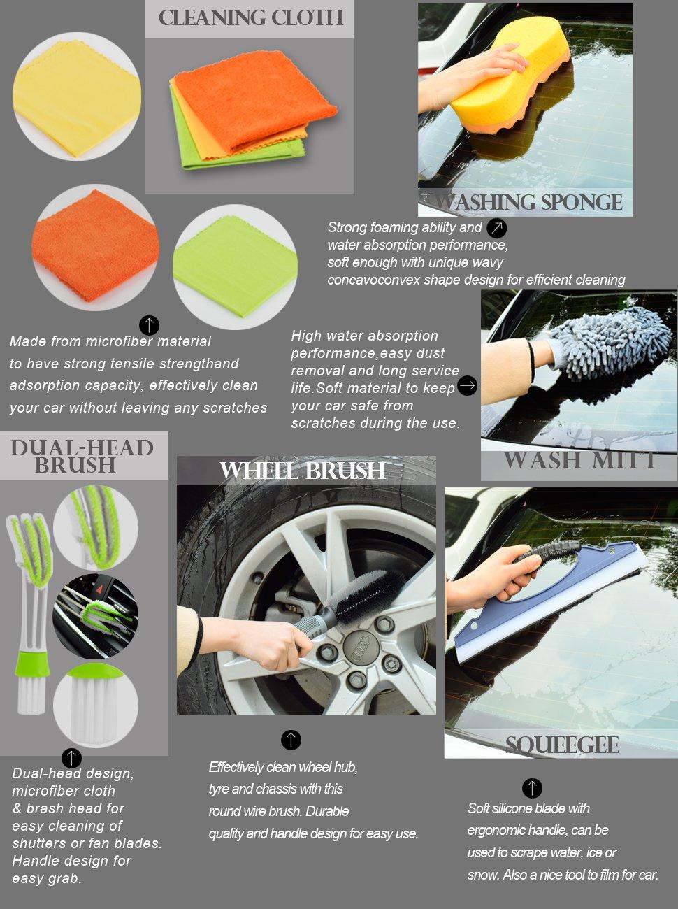 Auto detailing kits amazon 16