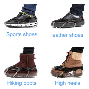 Suitable for all kinds of footwear
