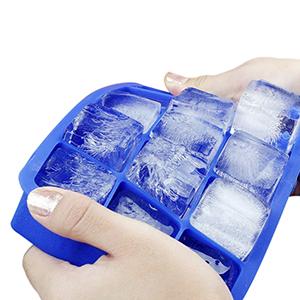 Ozera silicone ice cube tray molds